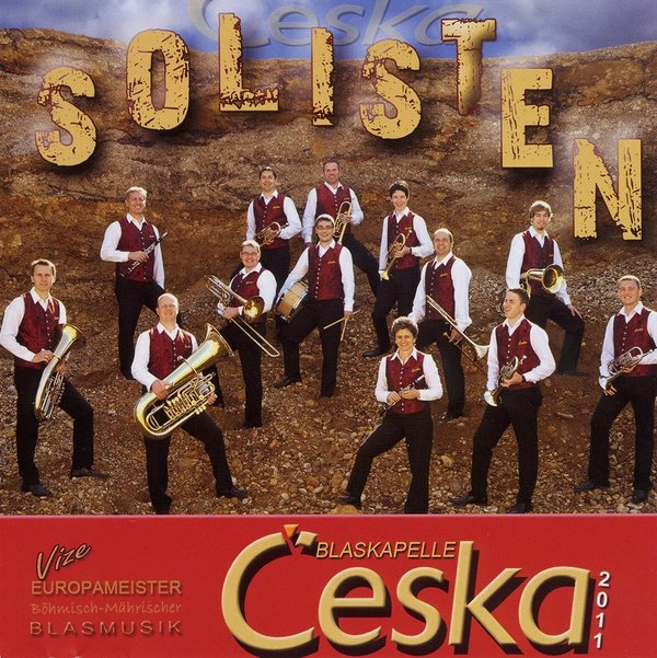 CD - Solisten, Blaskapelle CESKA